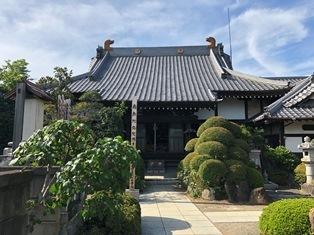 大楽寺(常総市水海道橋本町)