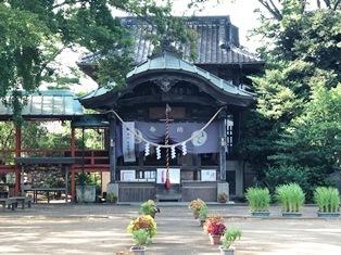 水海道八幡神社