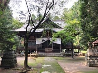 黒髪山神社(北群馬郡榛東村)