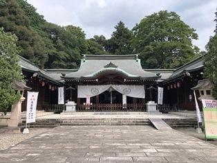 栃木県護国神社