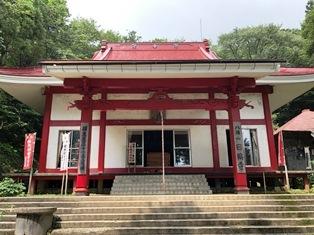 日輪寺(久慈郡大子町)