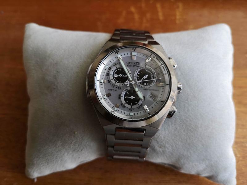 いつだったかの腕時計