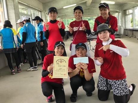 2019県団体戦 女子初級