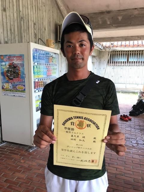 2019ダンロップ大会 紘さん