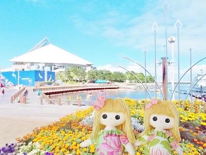 八景島シーパラダイスです