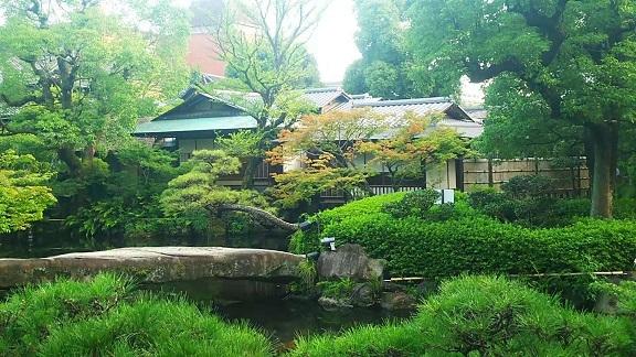 1] 太閤園庭園30