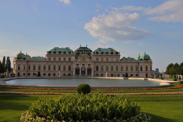ウィーン_ヴェルデベーレ宮殿