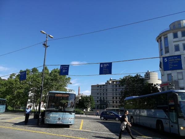 リュブリャナバスターミナル3