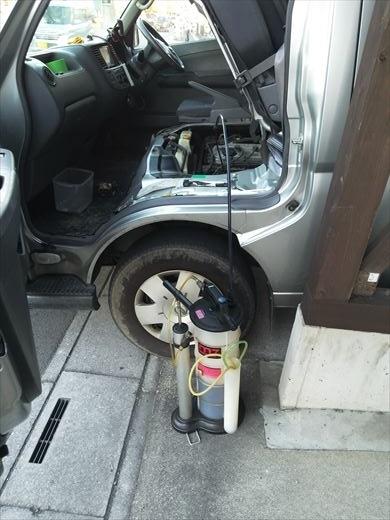うわ抜きオイル交換 (6)