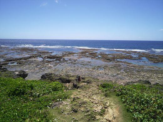 沖縄2日目山城海岸 (7)