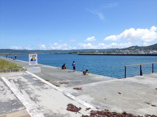 沖縄で釣って食べる! (1)