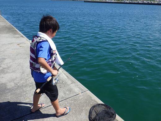 沖縄で釣って食べる! (5)