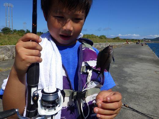 沖縄で釣って食べる! (6)