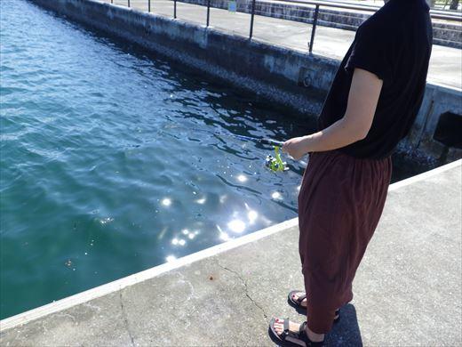 沖縄で釣って食べる! (8)