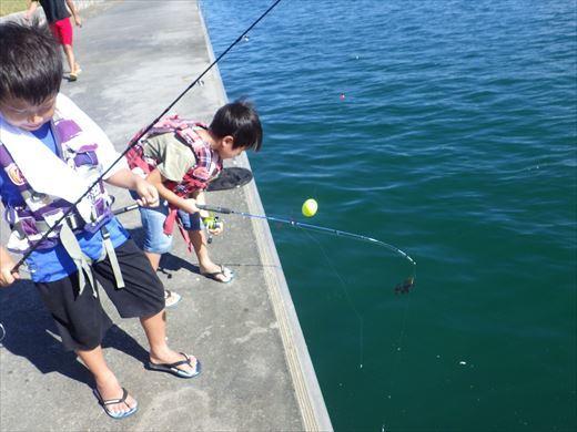 沖縄で釣って食べる! (9)