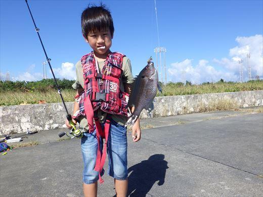 沖縄で釣って食べる! (12)