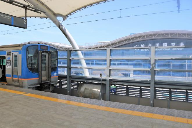 仙台空港10