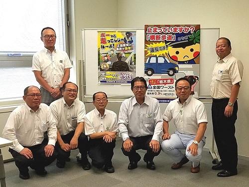 栃木県交運労協<連絡会議>に同席!