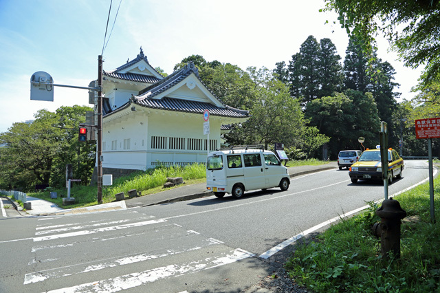 仙台城大手門隅櫓