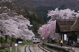 190425湯西川温泉駅