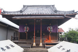 190715鴻巣 三ツ木神社欅⑧