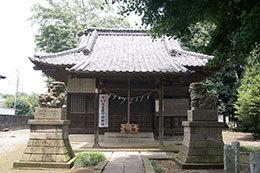 190724鴻巣上谷氷川神社銀杏