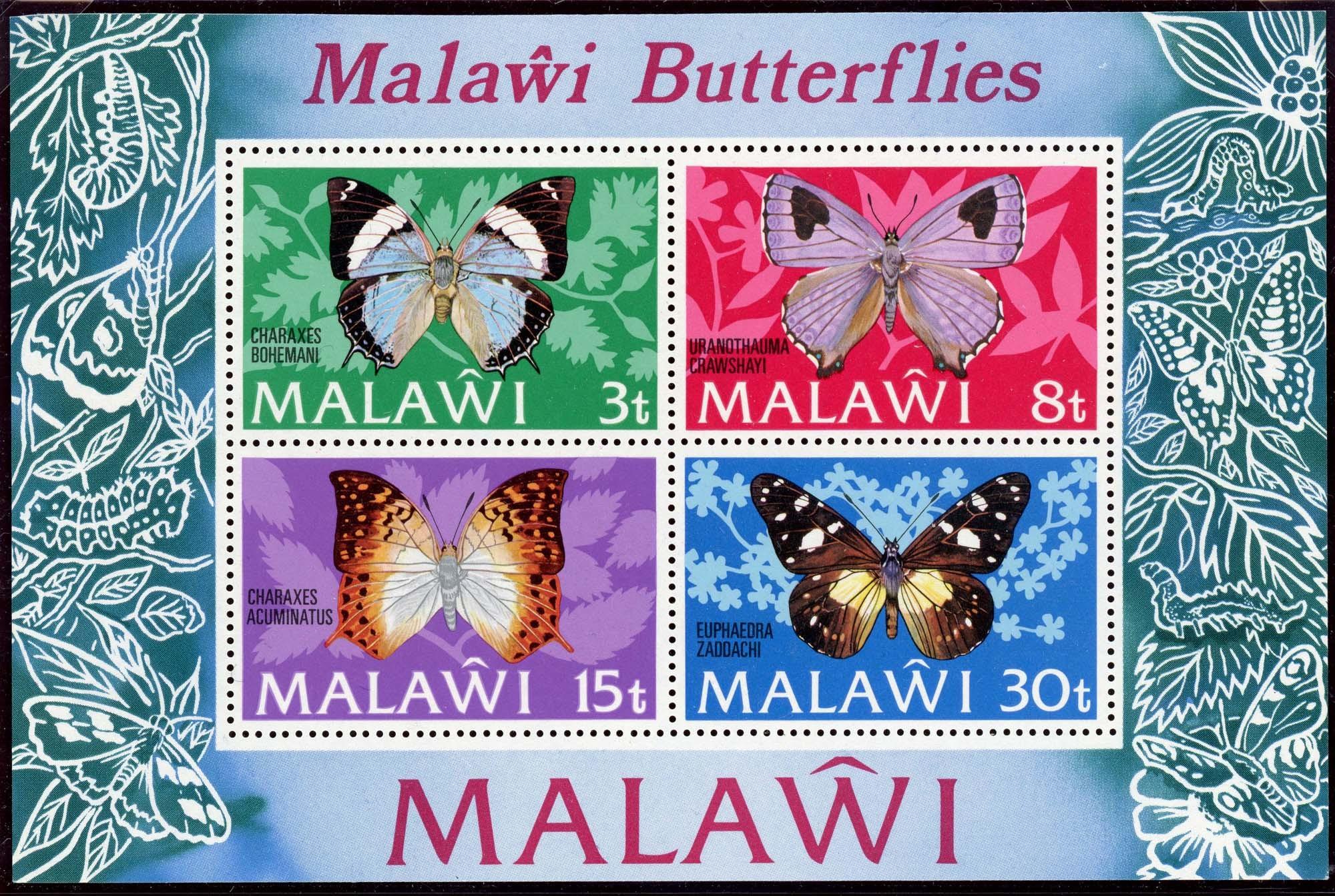 Malawi:1973-5