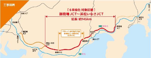 2019-9-15新東名の6車線化