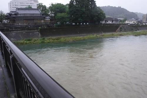 ④鳩川合流点 114kb