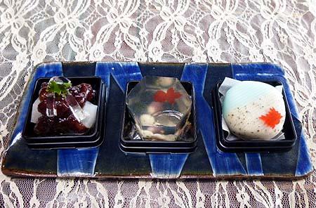 0710 季節の和菓子青楓