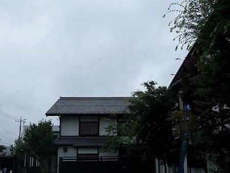 0716朝の空