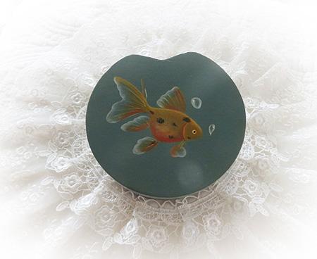 0727BOX金魚