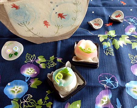 0806季節の和菓子