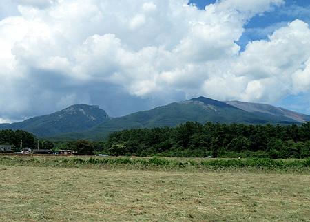 0808帰路浅間山