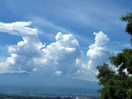 0809雲 くまさん