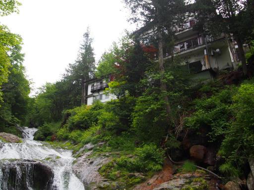 20190623・横谷渓谷1-23・明治温泉と滝