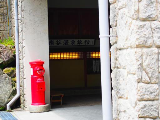 20190623・横谷渓谷3-03・玄関にポスト