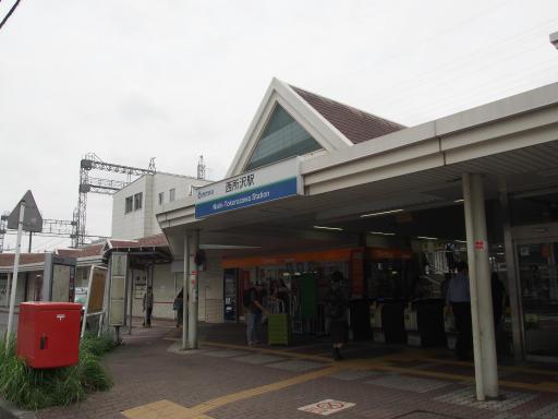 20190717・派遣手続散歩1-13・西所沢駅