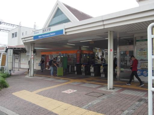 20190717・派遣手続散歩鉄04・西所沢駅