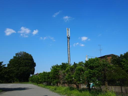 20190804・青い空白い雲17・海谷公園から西側