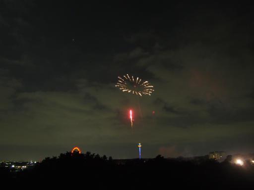 20190812・西武園花火最終日2-22・19時57分