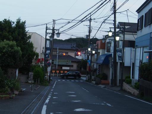 20190812・西武園花火最終日1-07・右折