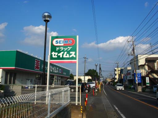20190825・埼玉県選挙の日21・セイムス