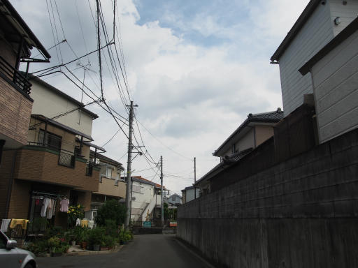 20190824・廣谷諏訪神社空03・我が家から西の空2