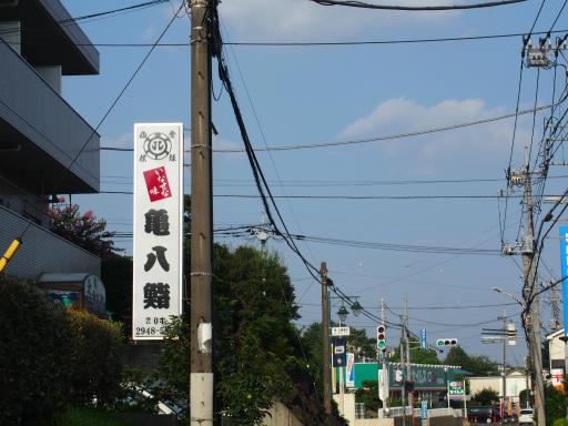 20190825・埼玉県選挙の日空4・亀八寿司