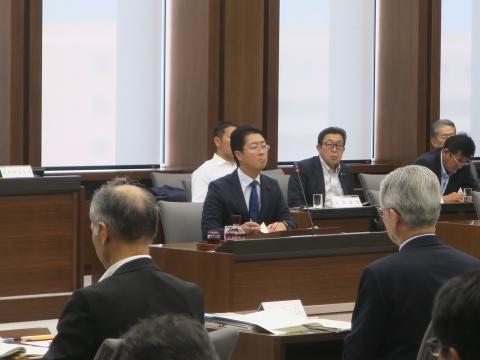 12「予算特別委員会」①