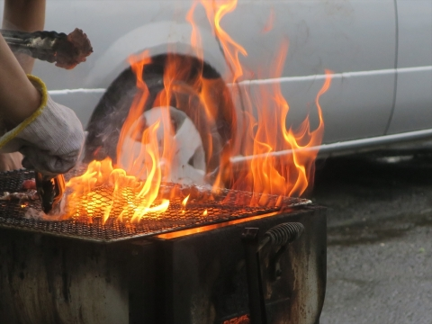 「暖和会BBQ大会」①_R