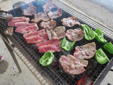 「暖和会BBQ大会」②_R