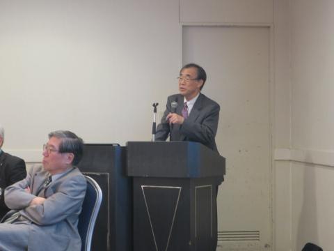 「保健福祉医療委員会委員」と「茨城県医師会役員」後援会&懇談会㉗
