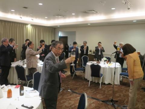 「保健福祉医療委員会委員」と「茨城県医師会役員」後援会&懇談会㉙